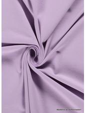 lila - effen tricot
