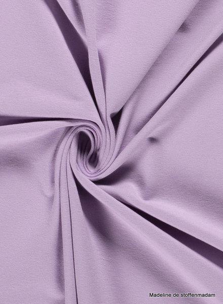 lila 142 - effen tricot