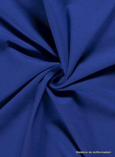 kobaltblauw 105 - effen tricot