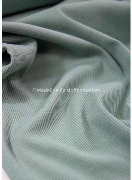 Ottoman tricot - mint