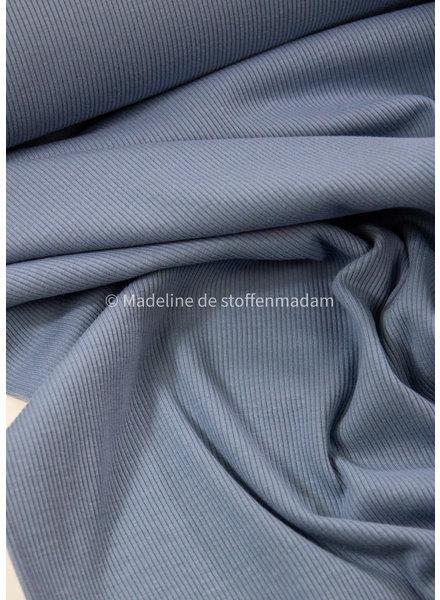 Ottoman jersey - blue