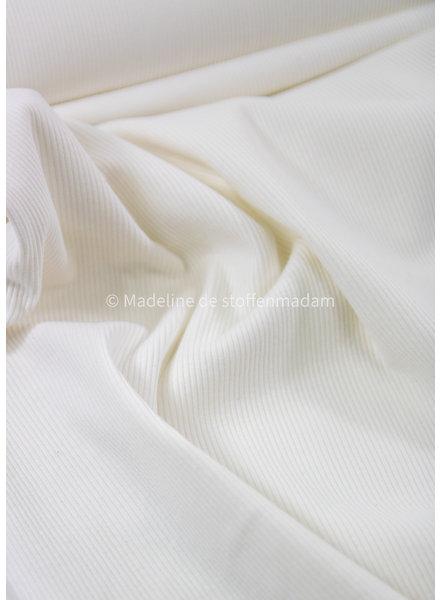 Ottoman jersey - creme