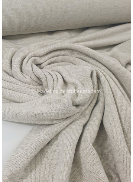 offwhite  - Italian knitted viscose