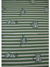 streepjes en aapjes - tricot