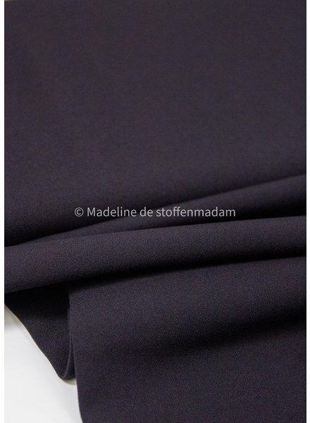 black - crepe elasthan