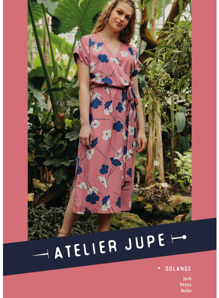 Atelier Jupe Solange dress - patroon