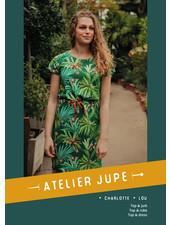 Atelier Jupe 2 in 1 - Charlotte & Lou - dress & top patroon