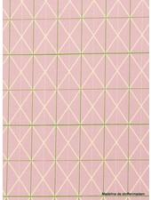 grid met neon lijnen - mooie stevige canvas