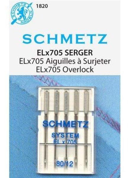 Schmetz - overlock naalden 80/14