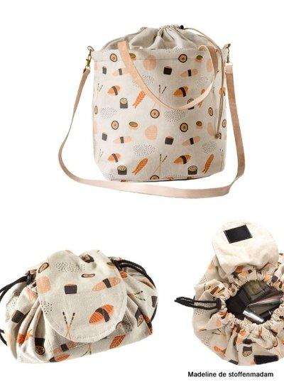 katia bucket bag and make-up bag Katia A20