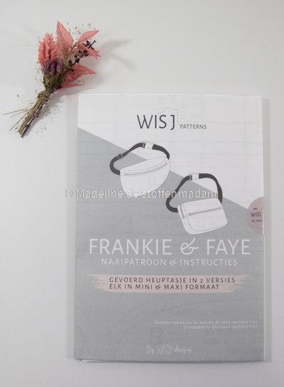 Wisj patterns Frankie & Faye heuptasje - Wisj