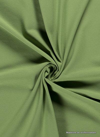 groen - effen tricot