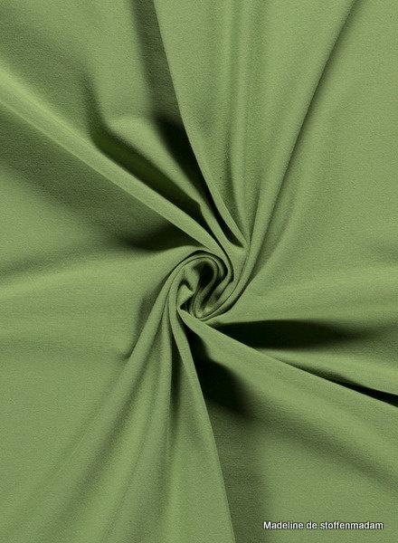 groen 023 - effen tricot