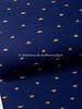 organic zonnetjes marine - double gauze /  tetra GOTS label