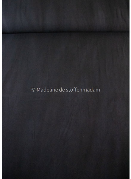 tie dyed  zwart- viscose