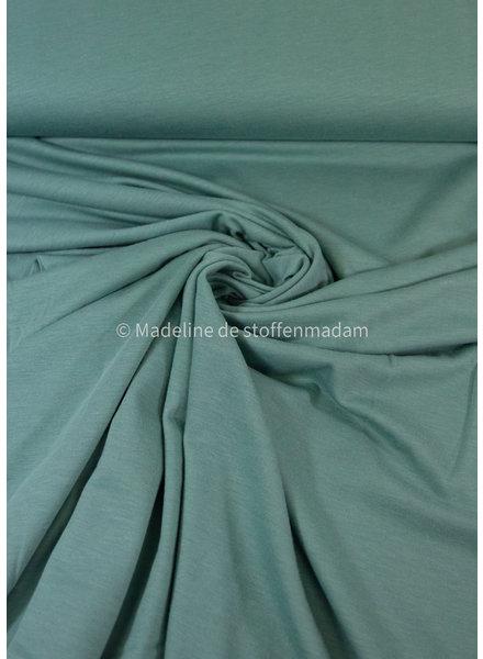 A La Ville organic cotton modal mix - jersey - mint