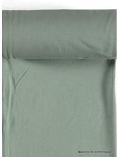 mint green - solid rib cuff