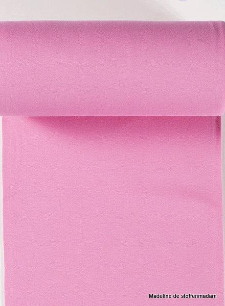candy pink- solid rib cuff