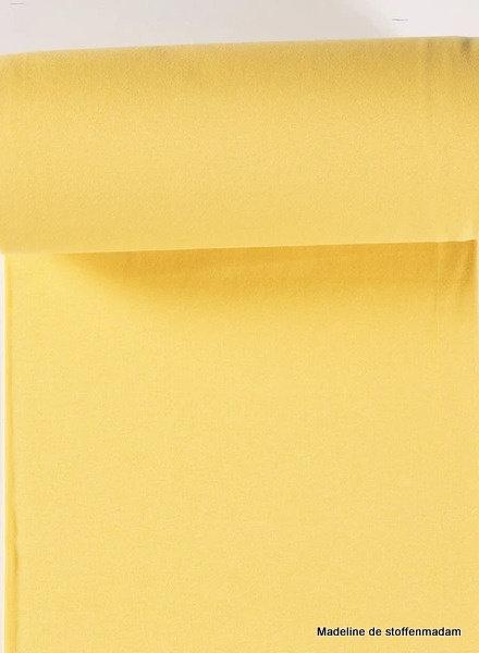 yellow - solid rib cuff