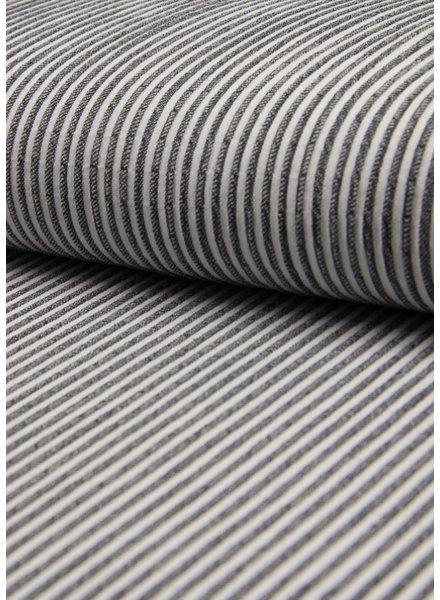 crinkle stripes - cotton light stretch