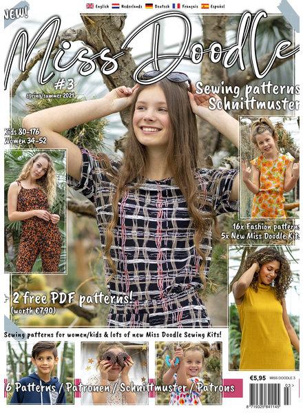 Miss Doodle #3 lente / zomer 2021