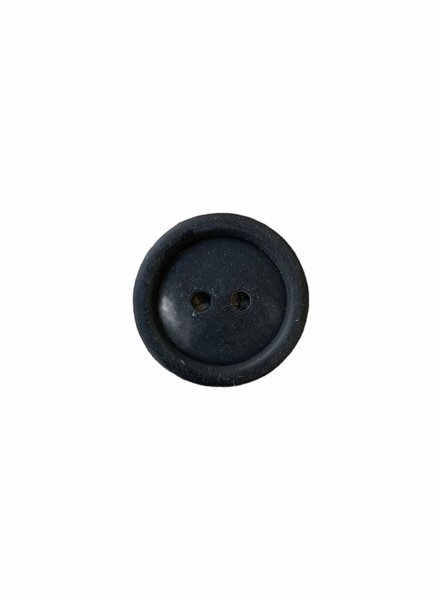 Prym black 20 mm polyester two wholes - button