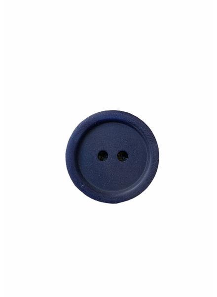Prym navy 20mm polyester twee gaatjes - knoop