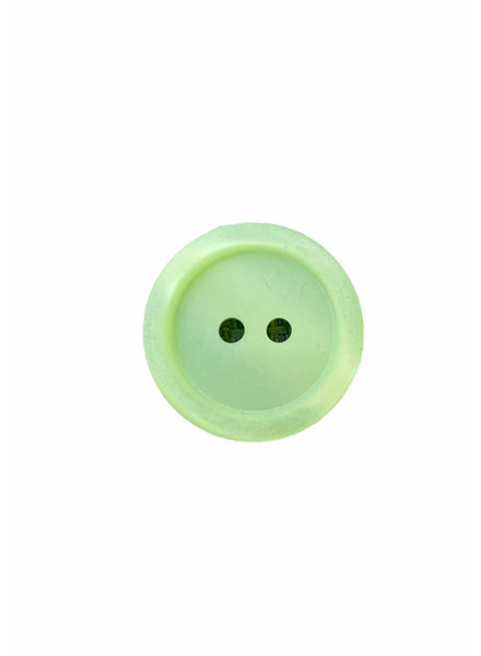 Prym lime 20 mm polyester two wholes - button