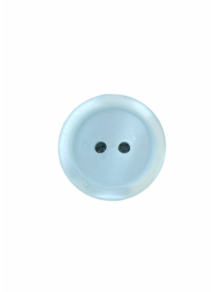 Prym mint blue 20 mm polyester two wholes - button