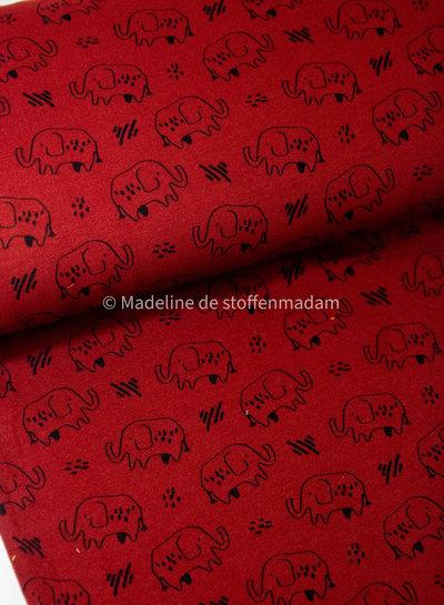olifanten marsala - soft sweater