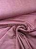 Poppy fabrics roze denimlook - french terry