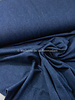 Poppy fabrics donker jeansblauw 8 - french terry
