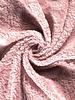 roze teddy fleece - biokatoen