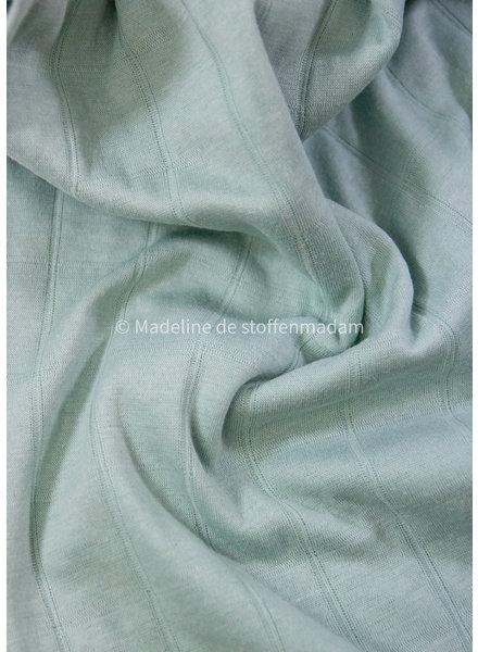 mint - double gauze tricot