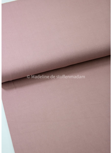 oudroze viscose twill