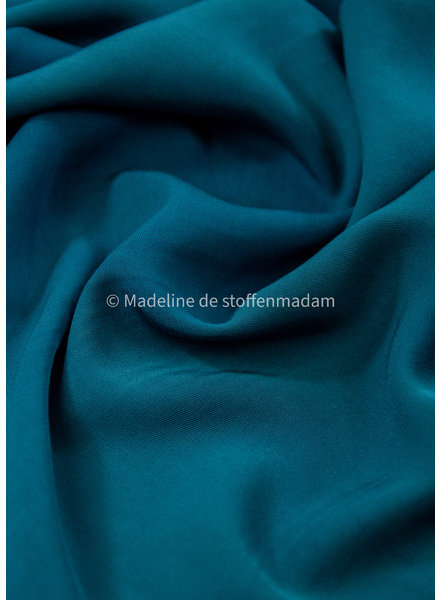 emerald groen viscose twill