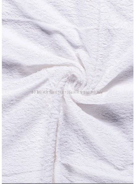 white - towel fabric