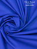Fibremood Maya / Rosa - kobalt - effen katoen