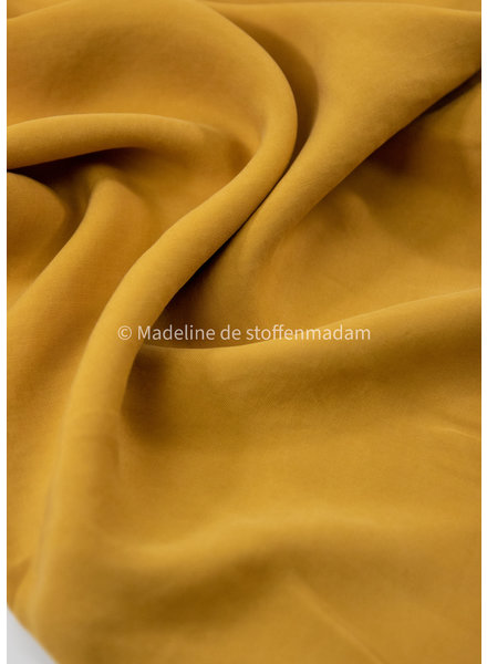 Fibremood Grace - ochre yellow - tencel