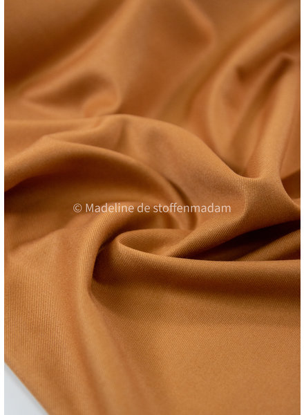 almond supple fabric - non wrinkle - bamboo - Noelle