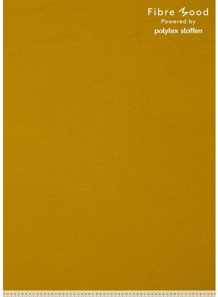 Fibremood ochre ribbing - 1 meter width - Vera/Joy