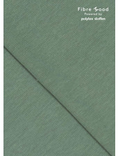 oud groen boordstof - 1 meter breedte - Vera/Joy