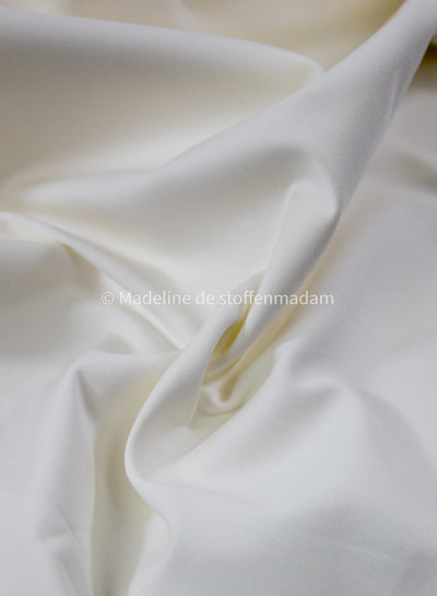 Fibremood Maya / Noelle - denim gabardine - wolkwit - 7.75oz
