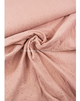 ligth pink - soft embroidery cotton