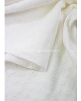 creme soft embroidery cotton