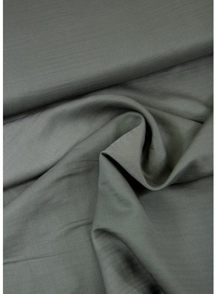 M khaki - tencel linen blend