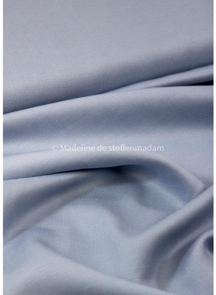M blue - tencel linen blend