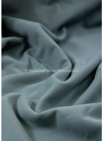 M dusty aqua - extra soft sweater