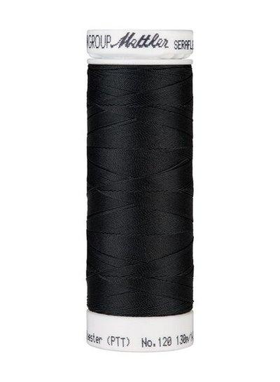 Mettler Seraflex - elastic thread - anthracite 1283