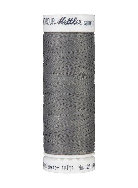 Mettler Seraflex - elastisch garen - donkergrijs 0318